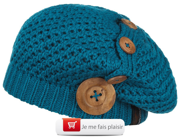 Béret Nelly en Tricot by Chillouts