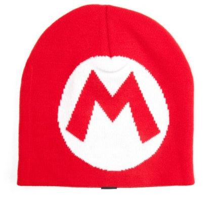 Bonnet Nintendo Mario