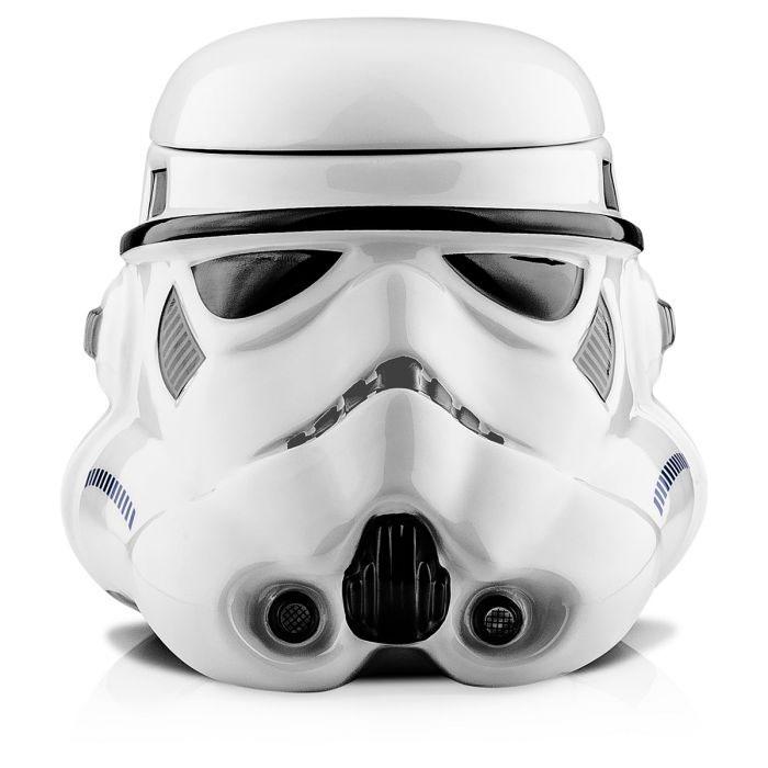 Star Wars mug céramique 3D Stormtrooper face