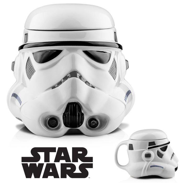 Star Wars mug céramique 3D Stormtrooper