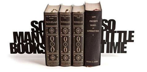 Serre livres So Many Books, so little time