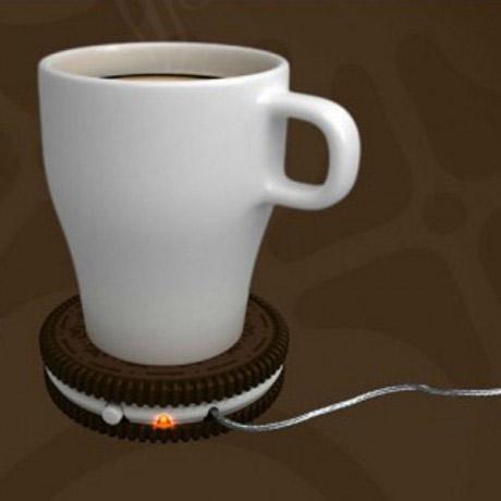 Chauffe-Tasse Biscuit USB