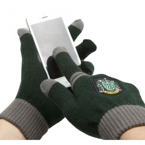 Gants Harry Potter E-Touch vert