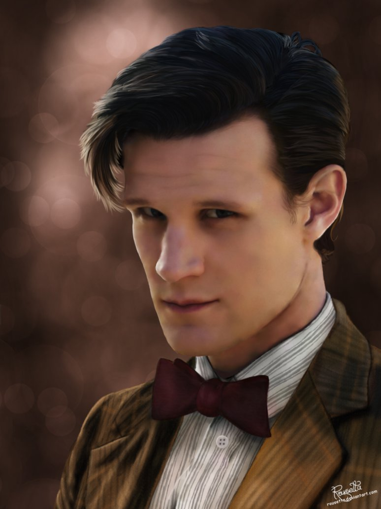 11th_doctor_by_rousetta-d8cg64j