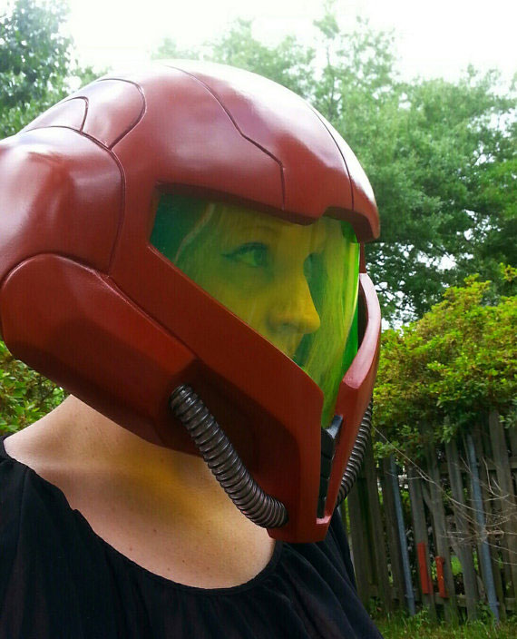 Acheter le casque de Samus de Metroid