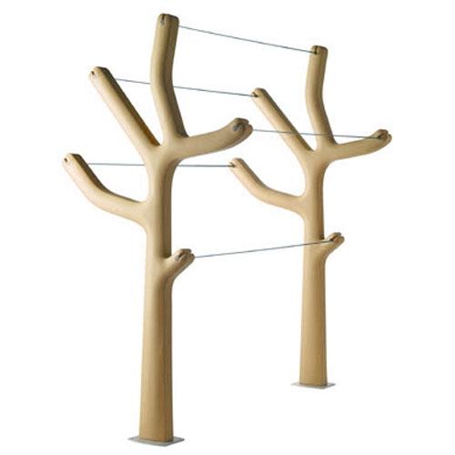 Etendage linge design idee deco for Etendage a linge exterieur