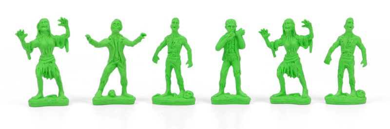 Gommes Zombies