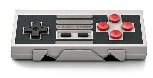 Manette de jeu retro sans fil NES30
