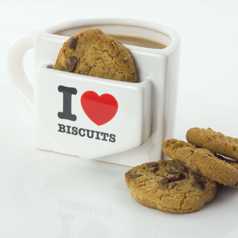 Mug j'aime les biscuits