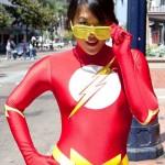 Cosplay sexy de Flash Gordon