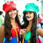 Cosplay sexy de Luigi