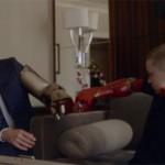 Tony Stark offre un bras bionique à un enfant handicapé