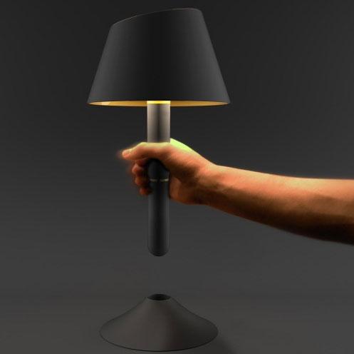 Lampe de Table portable