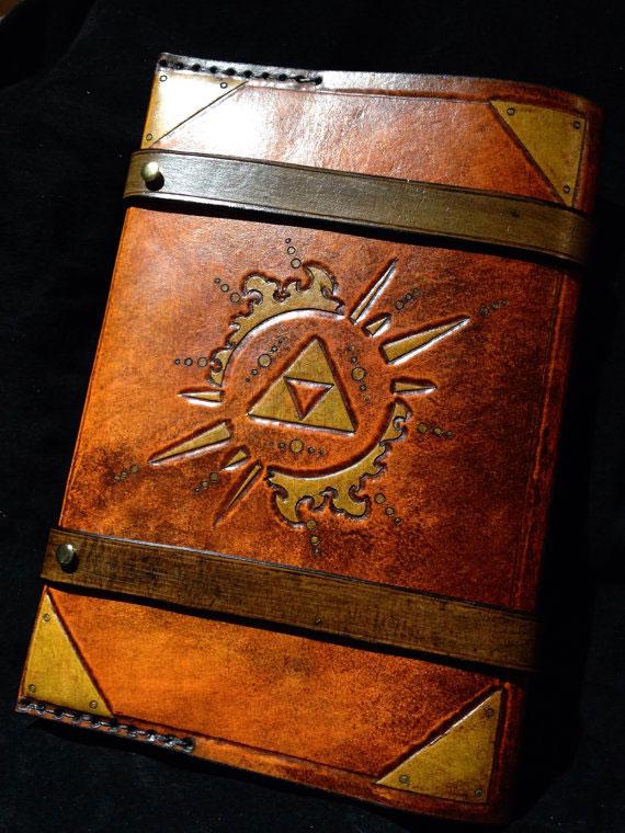Couverture de livre Triforce Zelda