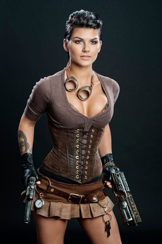 Cosplay Steampunk sexy