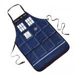 Tablier Tardis Doctor Who