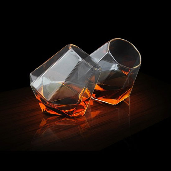 verres whisky diamant geek. Black Bedroom Furniture Sets. Home Design Ideas