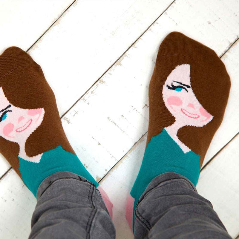 Chaussette Kate Middleton