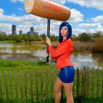 cosplay Lily lollipop #french