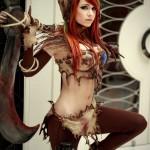 Cosplay Fiddlesticks League Of Legends sexy