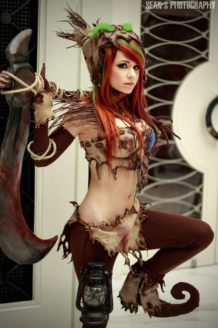 League of legends cosplay sexy