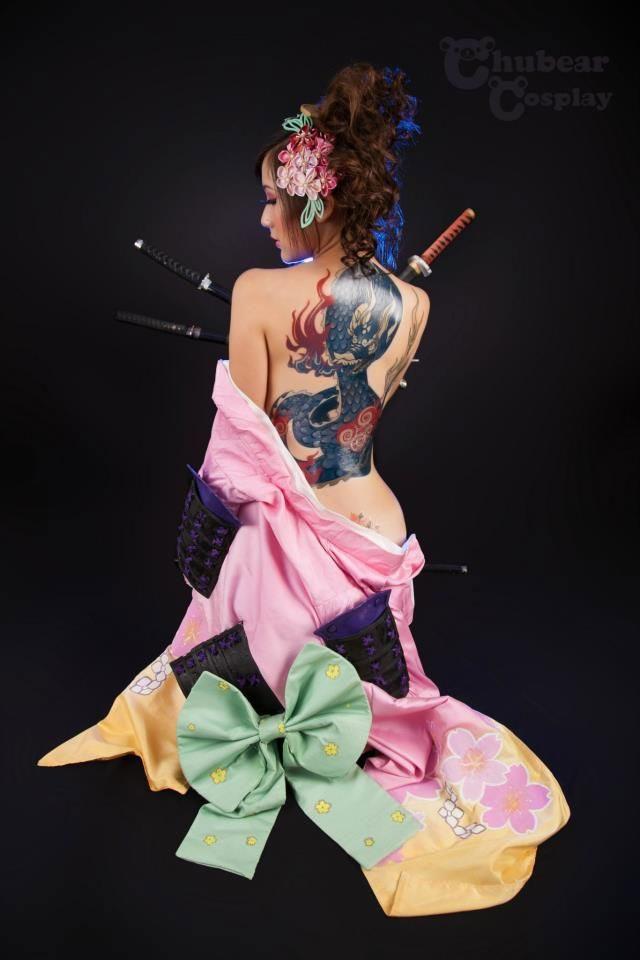 Cosplay sexy de Stella Chuu