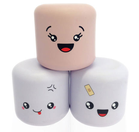 Marshmallow anti-stress