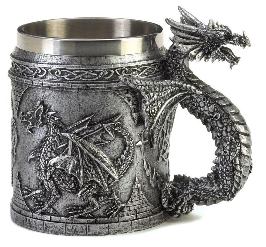 Mug Dragon #medieval
