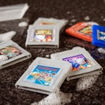 Savon cartouche Game Boy