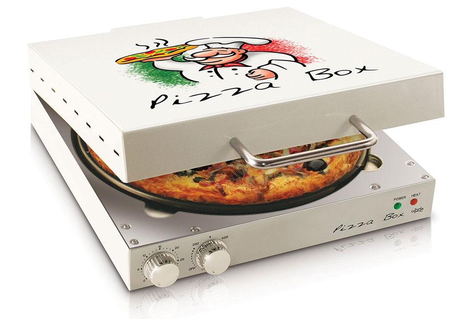 Four boite à pizza