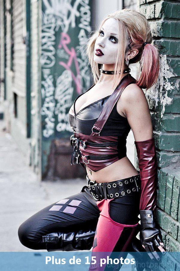 Cosplay Harley Quinn