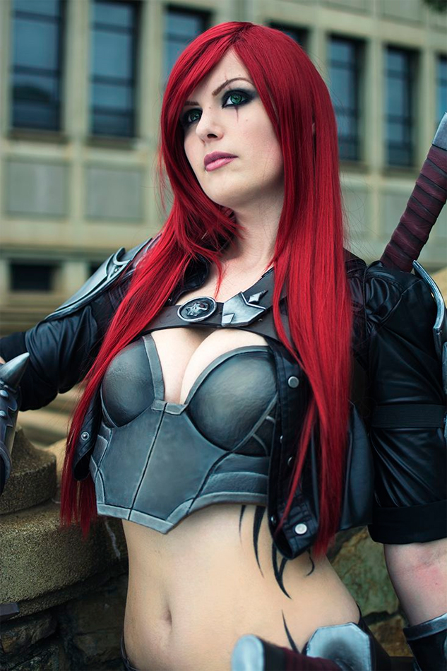 Cosplay hot: Plus de 40 cosplayeuses