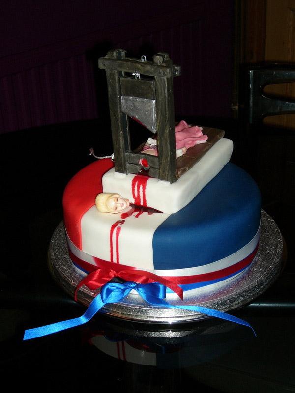 Des gâteaux horrifiques #horror