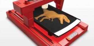 Imprimante à Pancakes