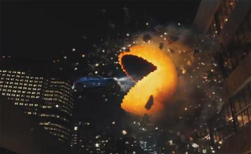 Pixels: un film pour les retro gamers