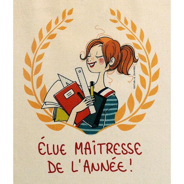 Sac en toile Nathalie Jomard