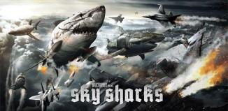 Des Nazis zombies sur des requins volants