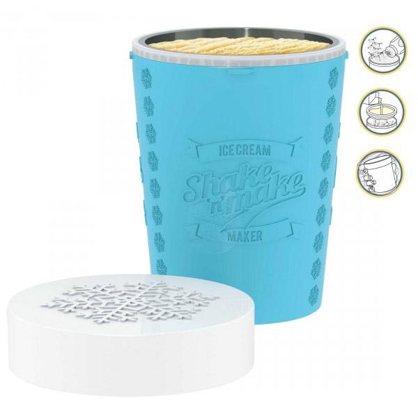 Sorbetière pour fabriquer une glace en 3 minutes