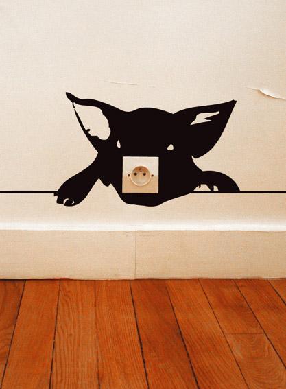 Sticker Zoo Cochon