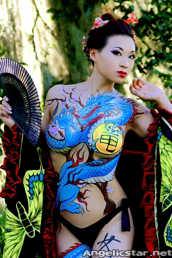 Yaya Han cosplay