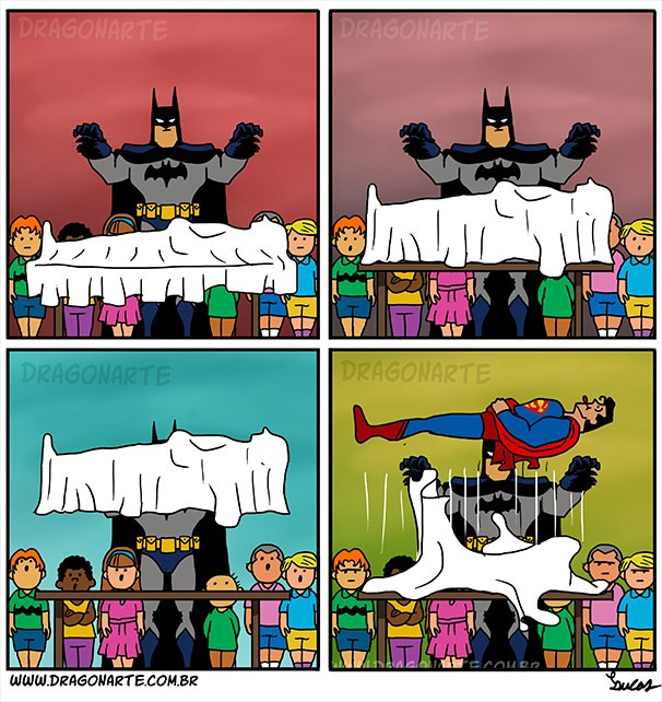 Batman est un magicien
