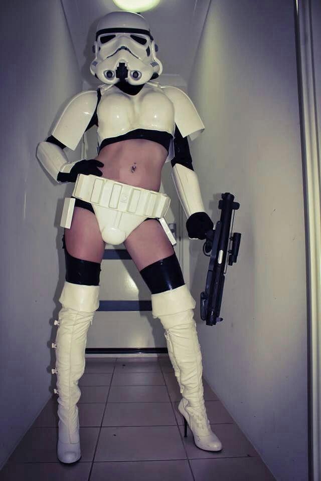 Le samedi c'est cosplay hot