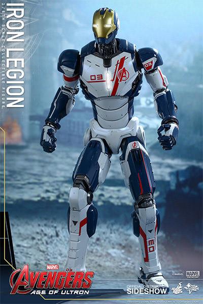 Figurine Iron Legion 1/6éme
