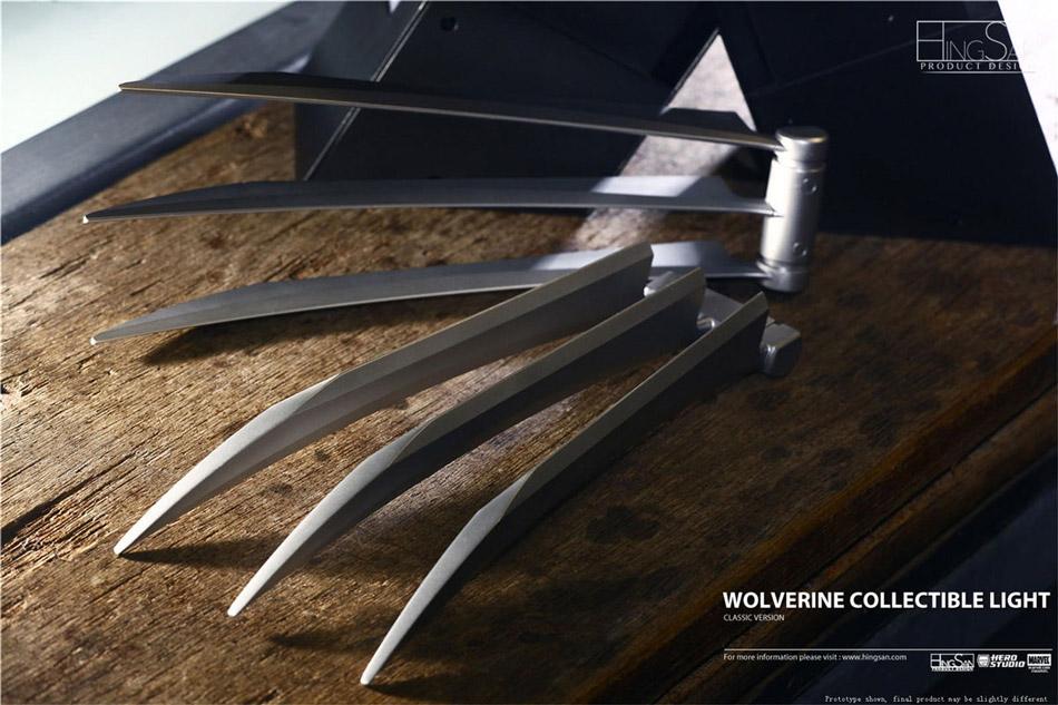 Lampe Wolverine