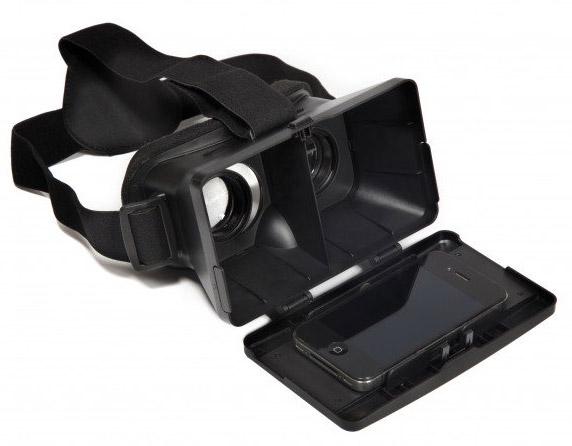 Acheter le masque Réalité Virtuelle Pour Smartphone