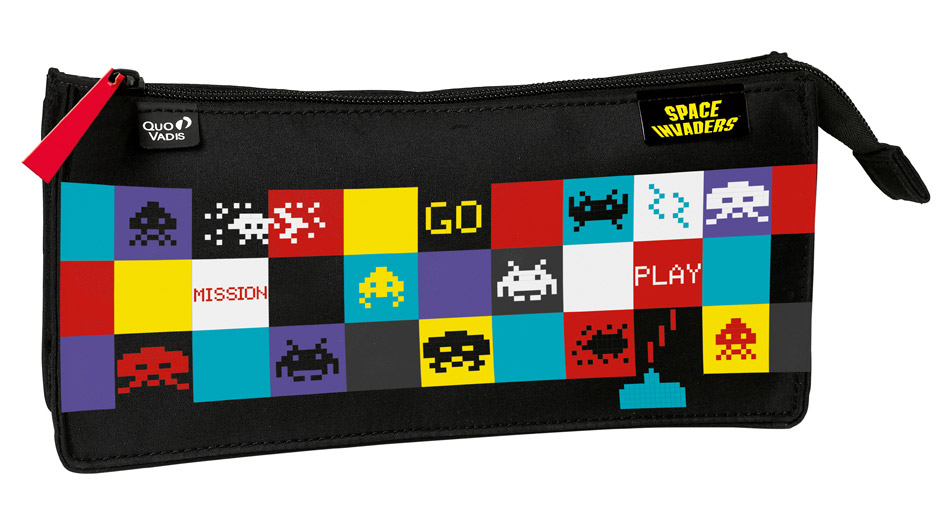 Trousse Space Invaders