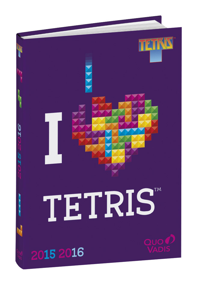 Carnet Tetris
