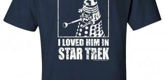 T-shirt OMG It's R2-D2 ! I Loved Him in Star Trek!