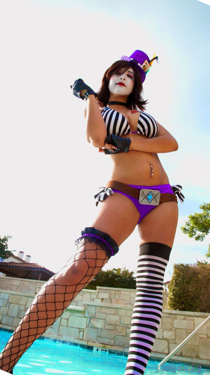 Cosplay sexy de Mad Moxxi