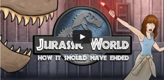 La véritable fin de Jurassic World